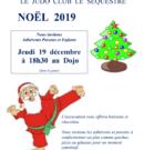 INVITATION GOÛTER DE NOËL