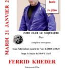 SOIREE AVEC FERRID KHEDER LE 21 01 2020 AU DOJO.